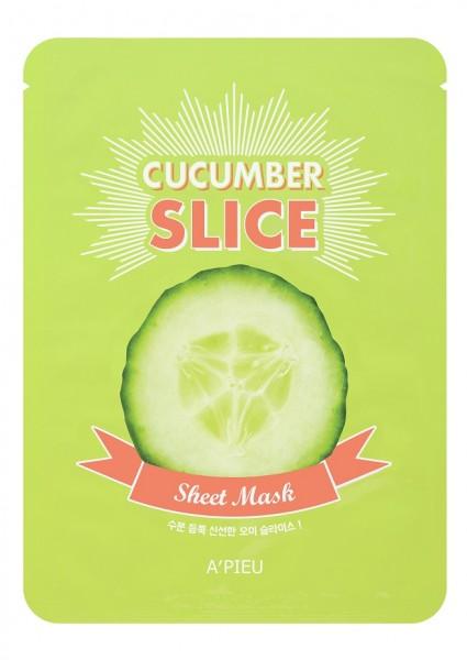 APIEU Cucumber Slice Sheet Mask