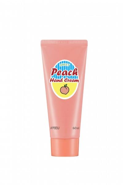 APIEU Peach Hand Cream
