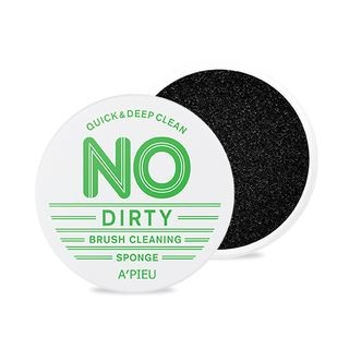 A'PIEU - No Dirty Brush Cleaning Sponge