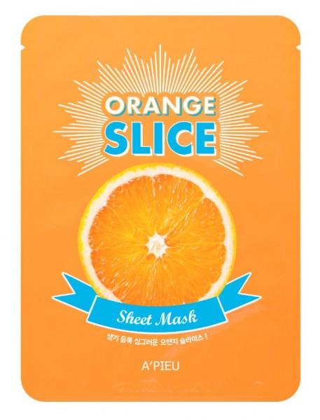 APIEU Orange Slice Sheet Mask
