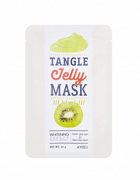 APIEU Tangle Jelly Mask (Kiwi)