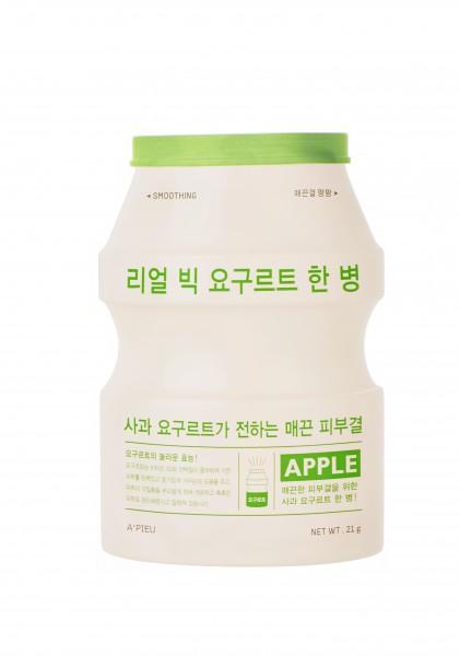 APIEU Real Big Yogurt One-Bottle (Apple)